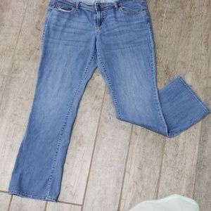Old Navy The Diva Bootcut Jeans size 14